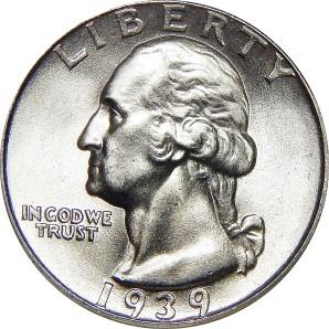Quarter Dollars 1796-Date