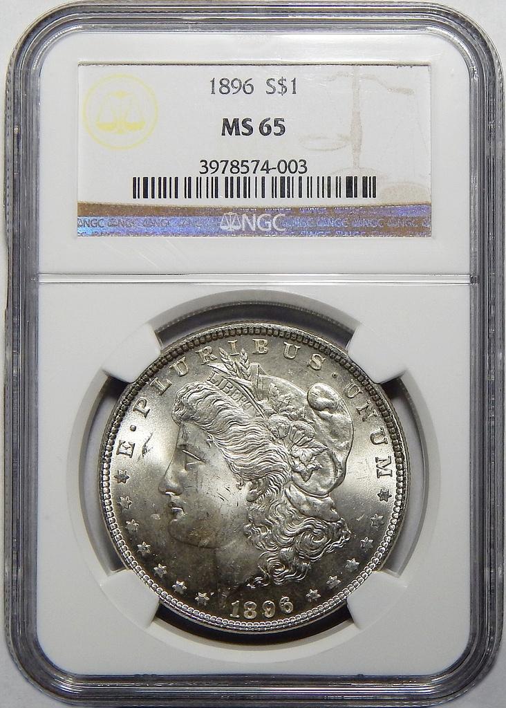 1896 Ngc Ms65