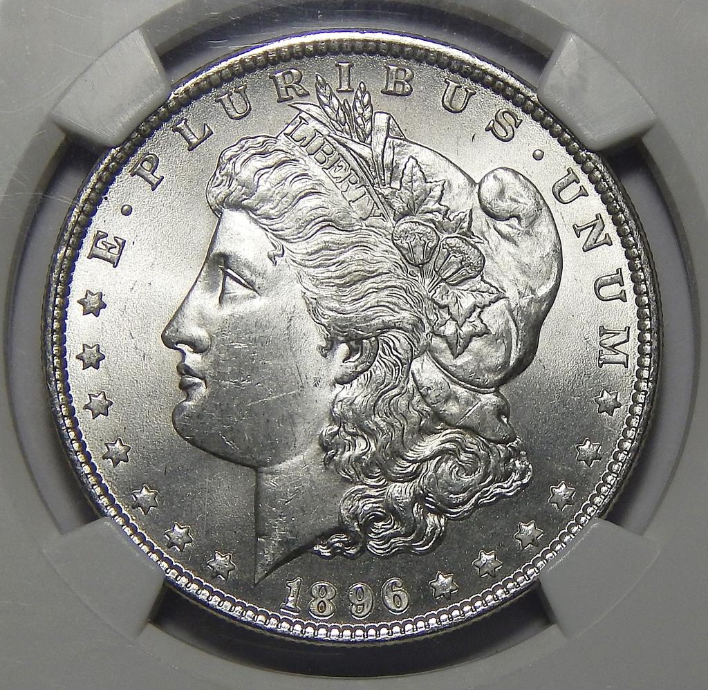 1896 Ngc Ms64