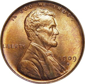 1909-1958 Lincoln Wheat Cent
