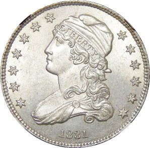 1815-1838 Capped Bust Quarter