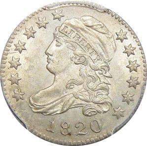 1809-1837 Capped Bust Dime