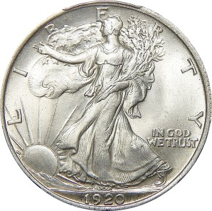 1916-1947 Walking Liberty Halves