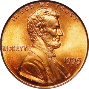 1959-Date Lincoln Memorial Cent