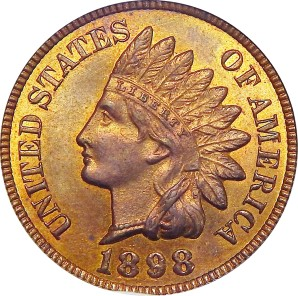 1859-1909 Indian Head Cent