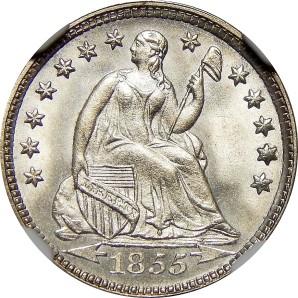 1837-1891 Liberty Seated Dime