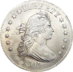 1796-1807 Draped Bust Quarter