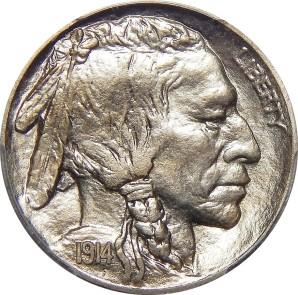 1913-1938 Buffalo Nickel