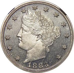 1883-1913 Liberty Nickel