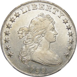 1795-1804 Draped Bust Dollar