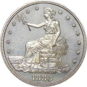 1873-1885 Trade Dollar