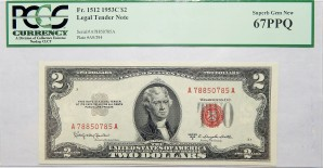 Legal Tender / Federal Reserve Notes