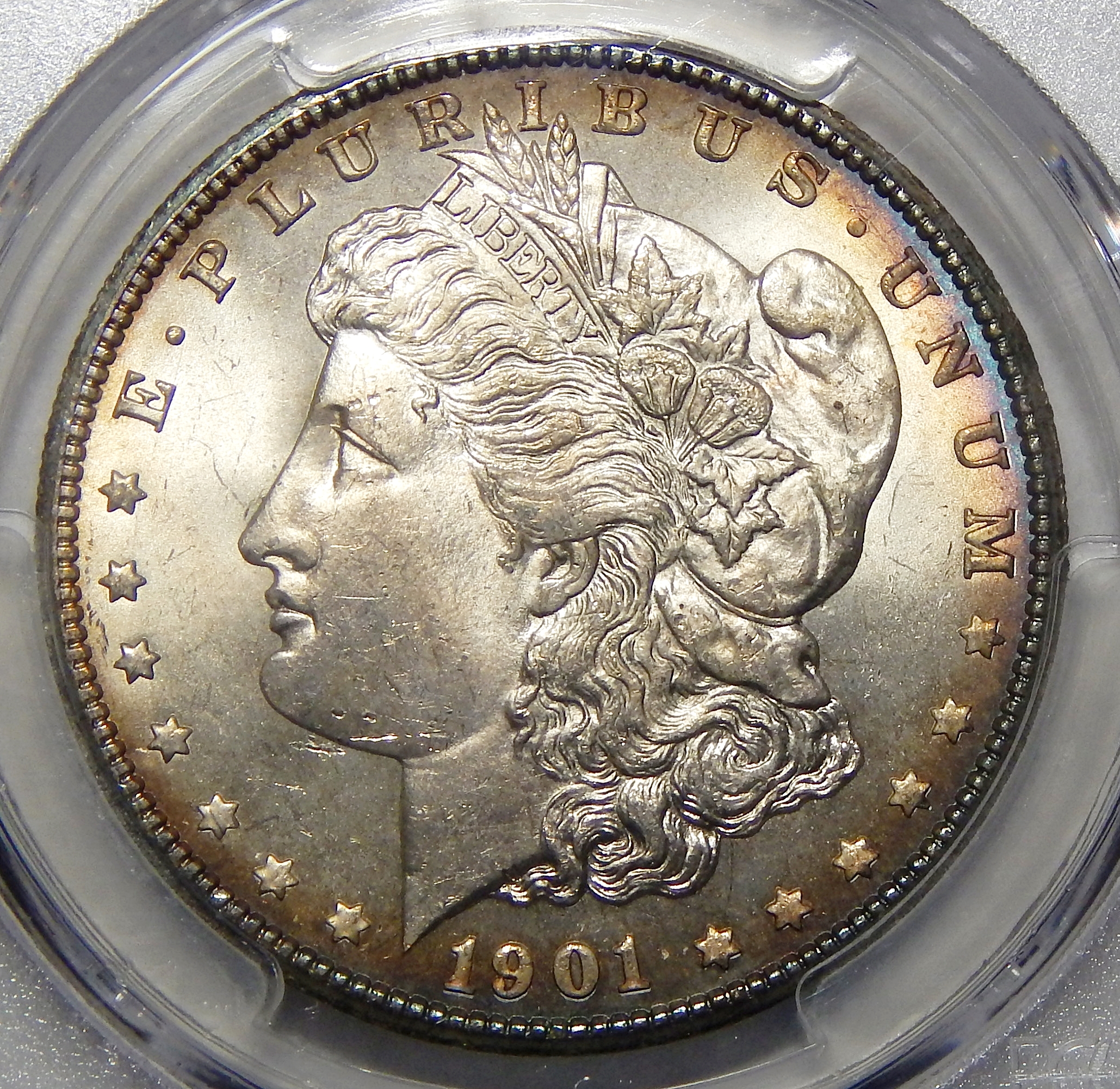 1901 S Pcgs Ms65 Morgan Dollar